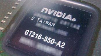 Nvidia geforce gt216
